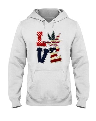 Love Marijuana America Independence