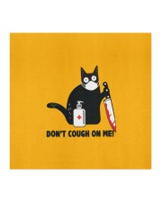 Cat Don't Cough On Me Cloth face mask aos-face-mask-coverlet-lifestyle-front-02
