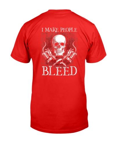 Make people bleed BK