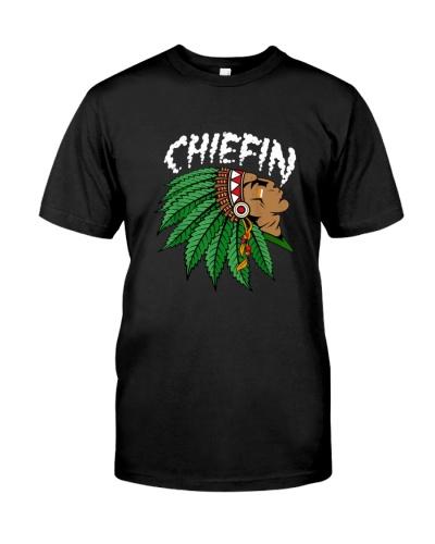 Chiefing lovers marijuana chill