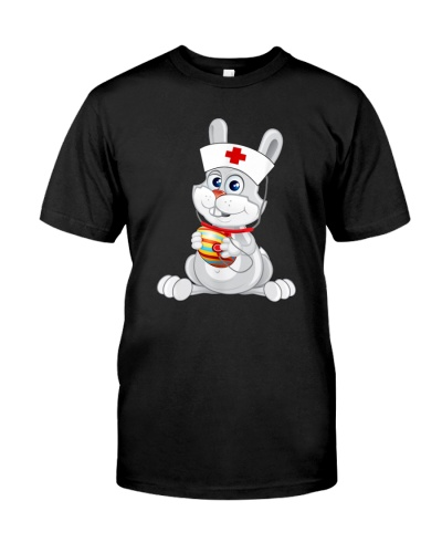 Cute Rabbit Bunny Nurse