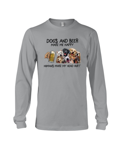 LETIBEE Dogs and Beer