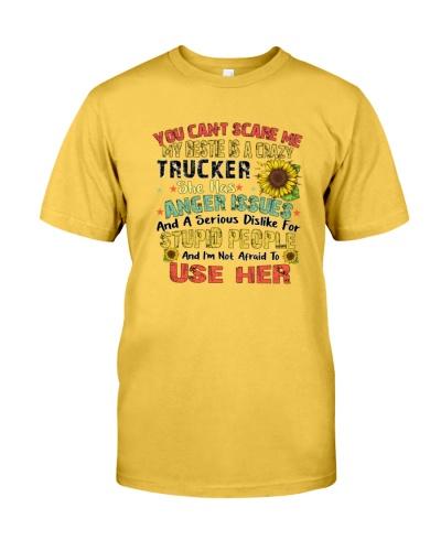 Crazy Woman Trucker