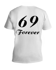 Forever V-Neck T-Shirt back