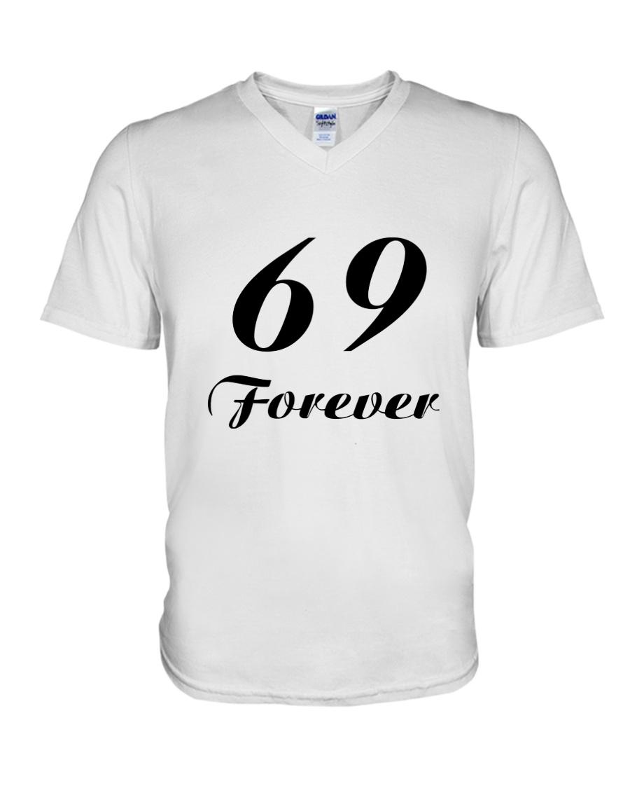 Forever V-Neck T-Shirt