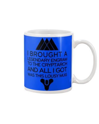 All I Got Was This Lousy Mug