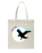 Chromatic Aberration Tote Bag tile
