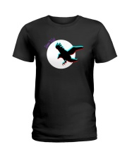 Chromatic Aberration Ladies T-Shirt thumbnail