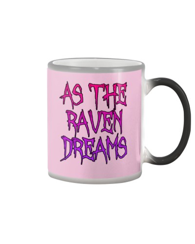 As The Raven Dreams - May 2020 Design