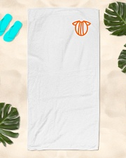 logo big Beach Towel aos-towelbeach-vertical-front-lifestyle-2