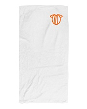 logo big Beach Towel front