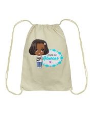 Hanging With The ColorSquad Drawstring Bag thumbnail