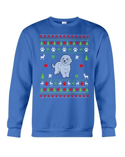 Bichon Frise Ugly Christmas Sweater