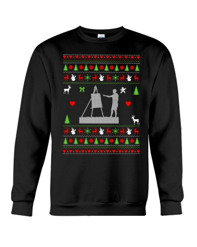 Painting Ugly Christmas Sweater