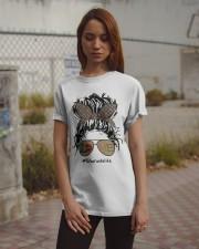 Biker wife Classic T-Shirt apparel-classic-tshirt-lifestyle-18