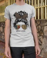 Biker wife Classic T-Shirt apparel-classic-tshirt-lifestyle-21
