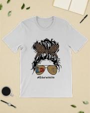 Biker wife Classic T-Shirt lifestyle-mens-crewneck-front-19