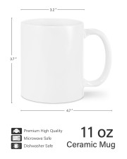 Funny Valentine's Day Gift Snoring Mug ceramic-mug-lifestyle-62