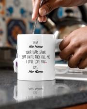 Funny Valentine's Day Gift Still Love You Mug ceramic-mug-lifestyle-60