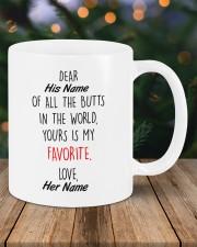 Funny Valentine's Day Gift Favorite Butt Mug ceramic-mug-lifestyle-07