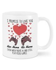 Gamer Gift Mug Mug front