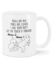 Funny Gift Valentine's Day Gift Mug front