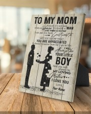To My Mom Personalized 8x10 Easel-Back Gallery Wrapped Canvas aos-easel-back-canvas-pgw-8x10-lifestyle-front-04