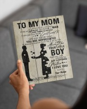 To My Mom Personalized 8x10 Easel-Back Gallery Wrapped Canvas aos-easel-back-canvas-pgw-8x10-lifestyle-front-19