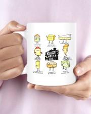 Cheesy I camembert to brie without you  Mug ceramic-mug-lifestyle-27