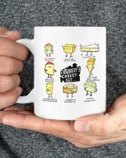 Cheesy I camembert to brie without you  Mug ceramic-mug-lifestyle-31