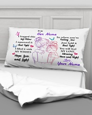You Will Feel My Love Personalized Rectangular Pillowcase aos-pillow-rectangular-front-lifestyle-03