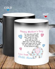 Happy Mother's Day Color Changing Mug ceramic-color-changing-mug-lifestyle-22