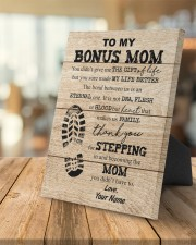 To My Bonus Mom 8x10 Easel-Back Gallery Wrapped Canvas aos-easel-back-canvas-pgw-8x10-lifestyle-front-04