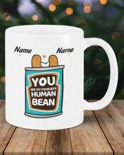 YOU ARE MY FAVOURITE HUMAN BEAN Mug ceramic-mug-lifestyle-07