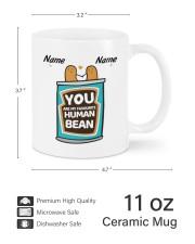 YOU ARE MY FAVOURITE HUMAN BEAN Mug ceramic-mug-lifestyle-62