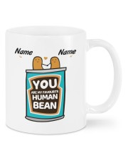 YOU ARE MY FAVOURITE HUMAN BEAN Mug front