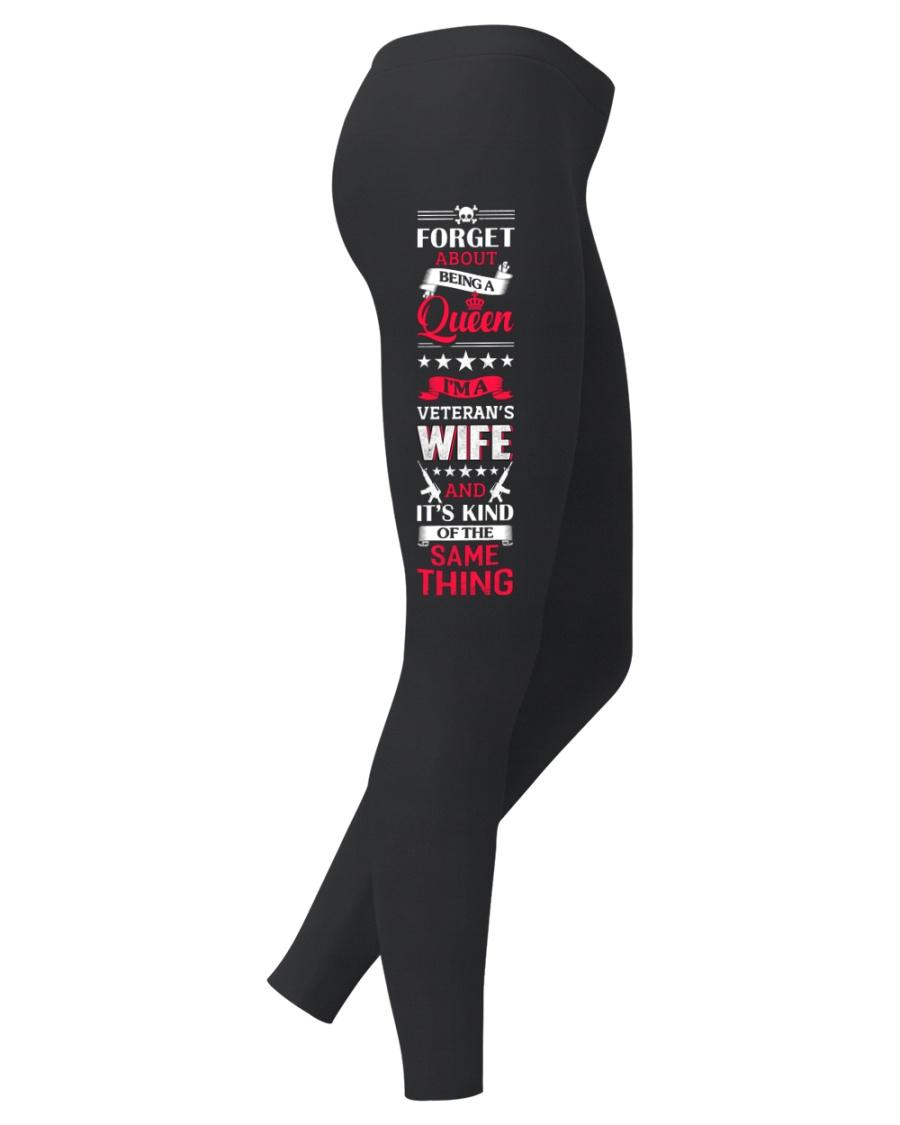 Veteran Queen Legging Ladies Leggings