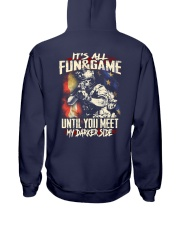 Veteran Fun and Game Hooded Sweatshirt thumbnail
