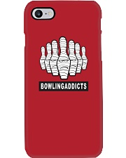 Classic Bowling Addicts T-Shirt Vol 8 Phone Case thumbnail