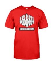 Classic Bowling Addicts T-Shirt Vol 8 Classic T-Shirt thumbnail