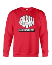 Classic Bowling Addicts T-Shirt Vol 8 Crewneck Sweatshirt thumbnail