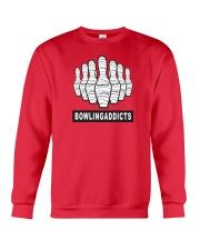 Classic Bowling Addicts T-Shirt Vol 8 Crewneck Sweatshirt thumbnail
