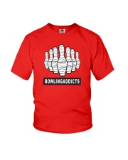 Classic Bowling Addicts T-Shirt Vol 8 Youth T-Shirt tile