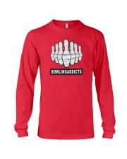 Classic Bowling Addicts T-Shirt Vol 8 Long Sleeve Tee thumbnail
