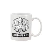 Classic Bowling Addicts T-Shirt Vol 8 Mug thumbnail