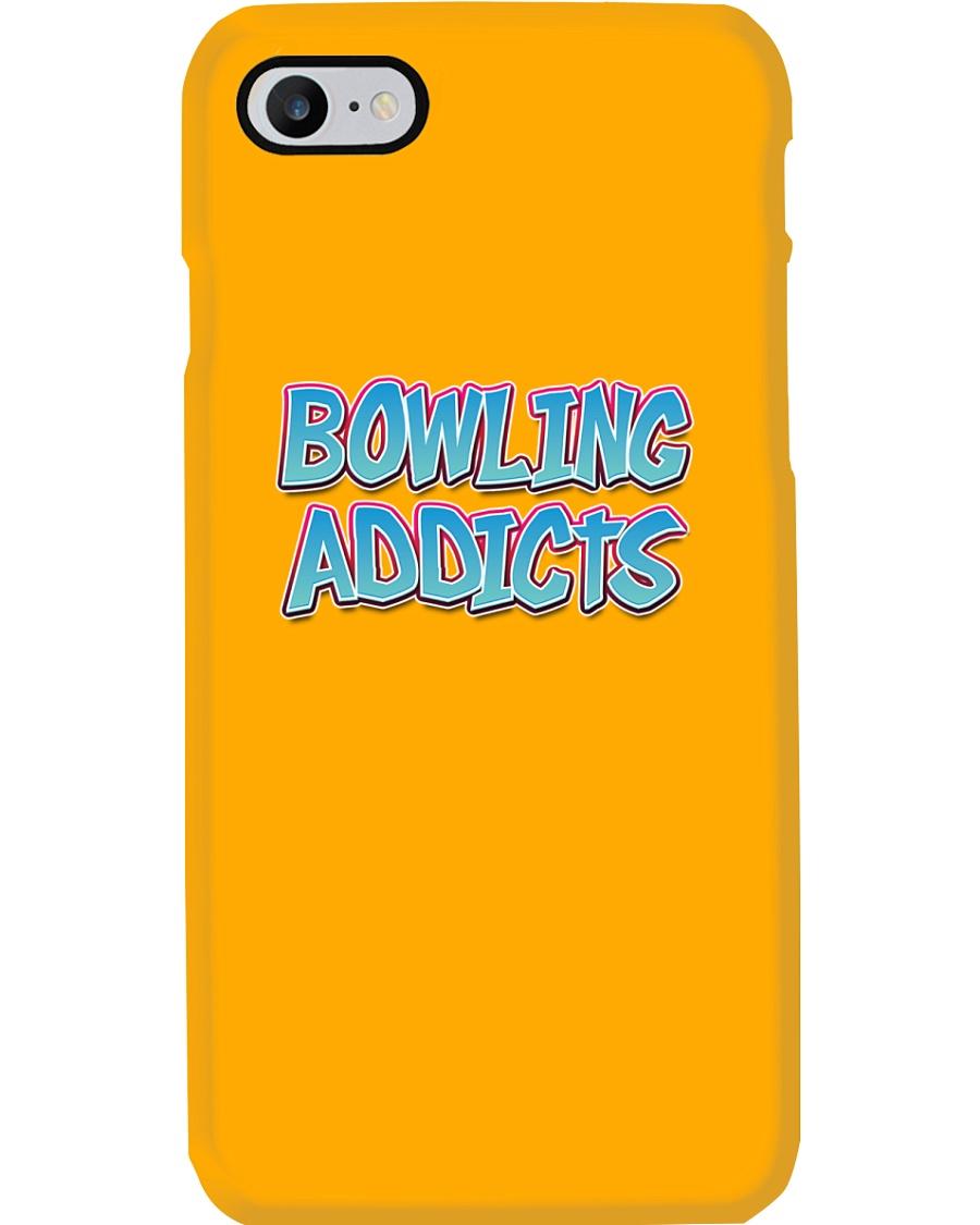Classic Bowling Addicts T-Shirt vol 2 Phone Case