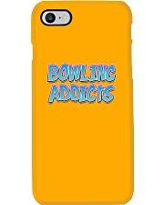 Classic Bowling Addicts T-Shirt vol 2 Phone Case i-phone-7-case