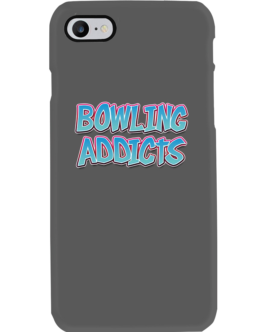 Classic Bowling Addicts T-Shirt vol 2 Phone Case