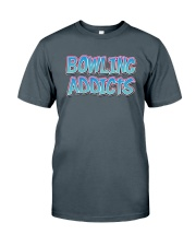 Classic Bowling Addicts T-Shirt vol 2 Classic T-Shirt front