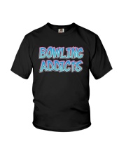 Classic Bowling Addicts T-Shirt vol 2 Youth T-Shirt tile